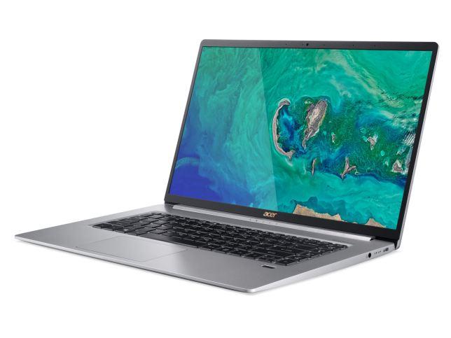 A Acer também apresentouseus modelos atualizados da linha Swift