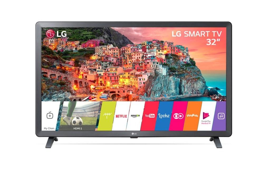 O Oitavo lugar na lista das Smart TVs vai para uma modelo não tão grande.