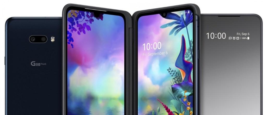 LG G8X ThinQ na IFA 2019