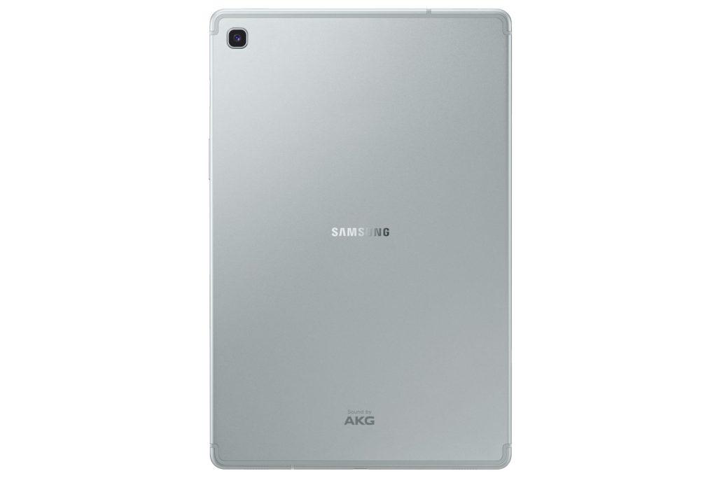 Traseira do Galaxy Tab S5e