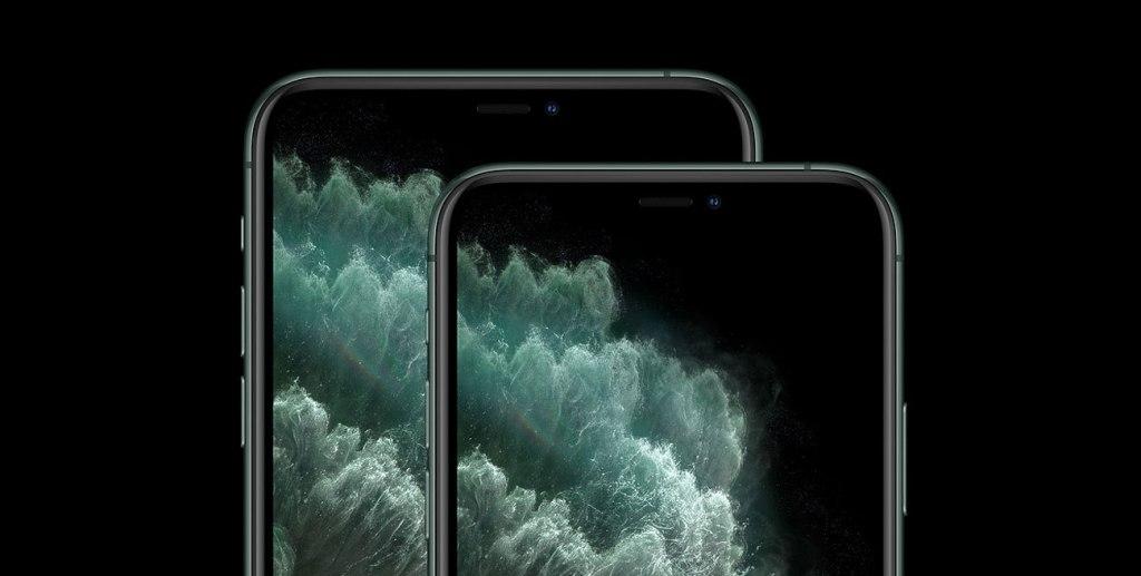 O iPhone 11 Pro Max conquistou a nota excelente A+ pela qualidade da tela