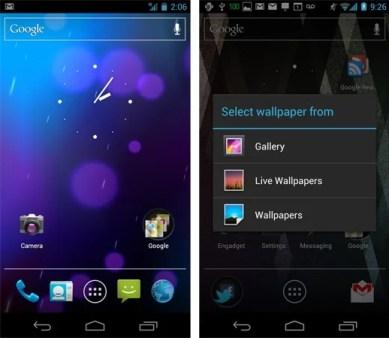 Android 4.0 Ice Cream Sandwich,