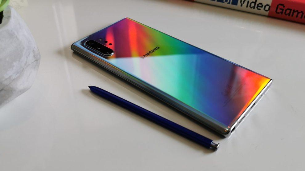 foto destacada Galaxy Note 10+