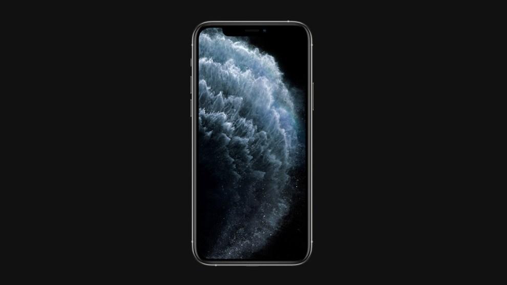 iphone 11 pro max tem a melhor tela em um smartphone