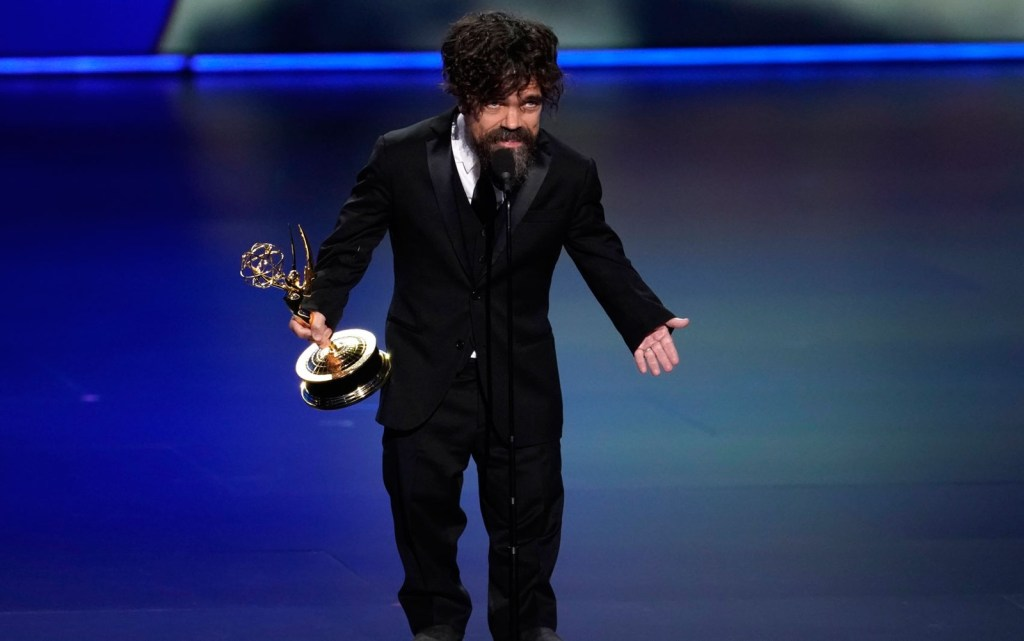 Esse já é o terceiro prêmio Emmy para Peter Dinklage pelo personagem