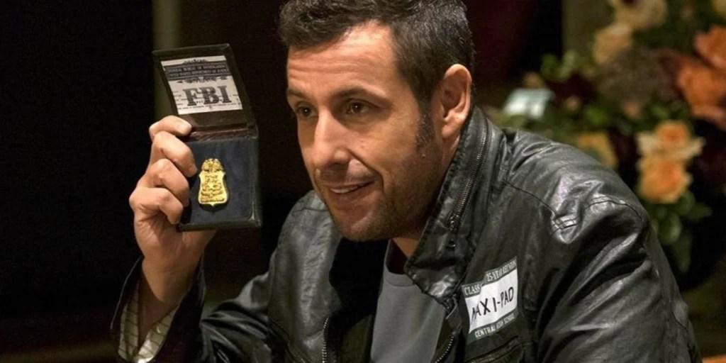 Triunfo de Adam Sandker foi motivo para lista de filmes e séries policiais