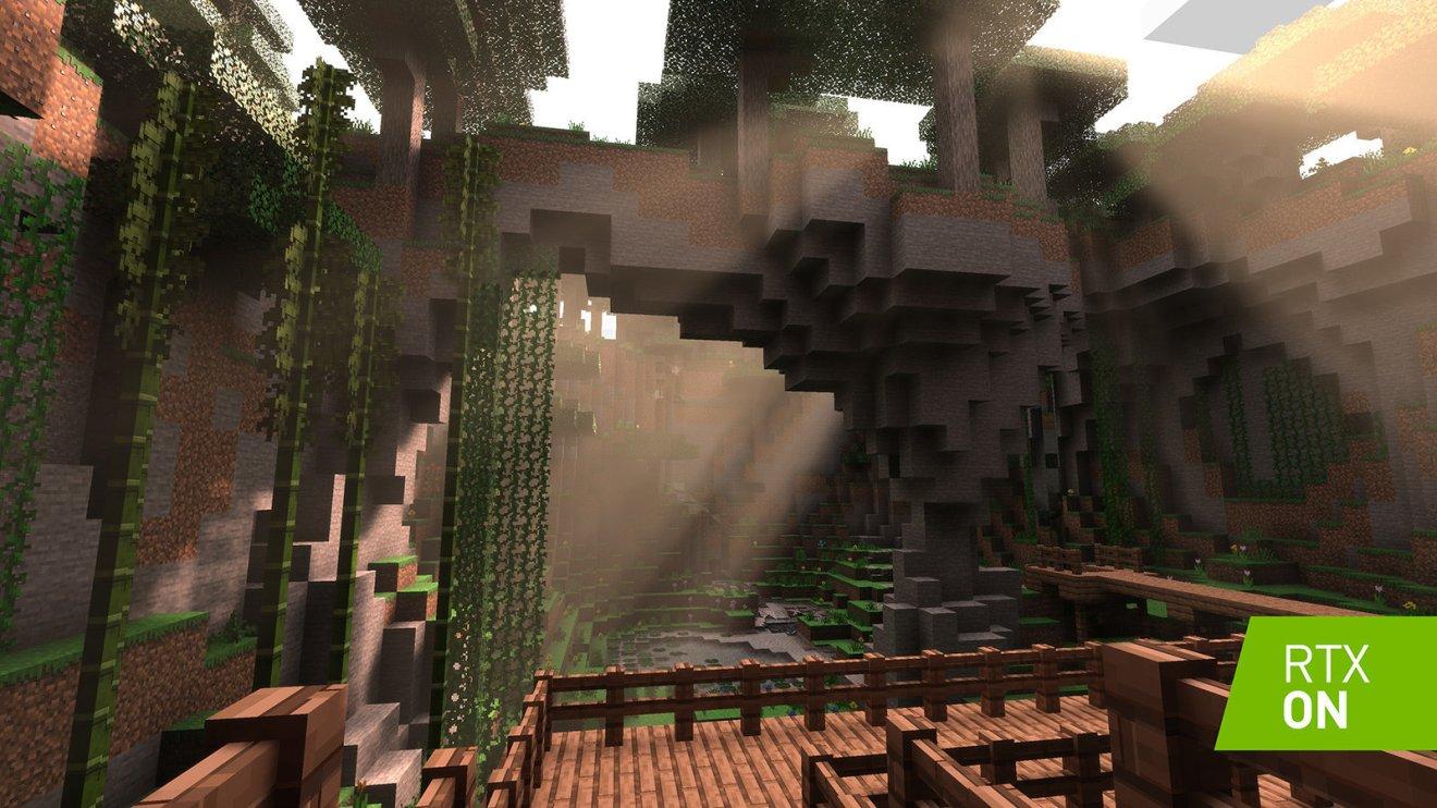 Minecraft receberá tecnologia Ray Tracing da Nvidia