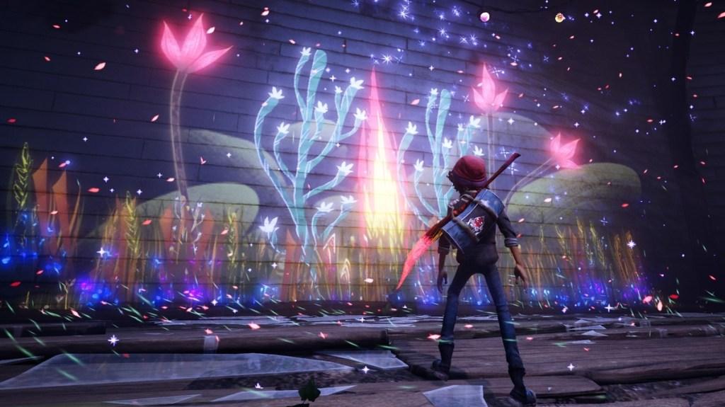 REVIEW: Concrete Genie (PS4) é uma explosão de cores em um mundo sombrio