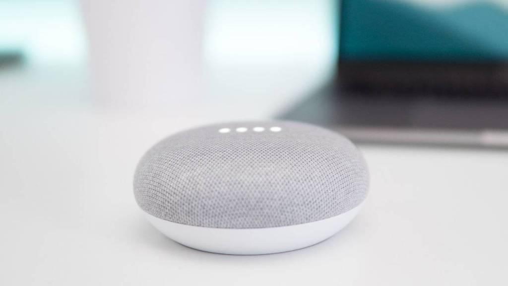 O novo google nes mini possui melhor capacidade de volume e áudio