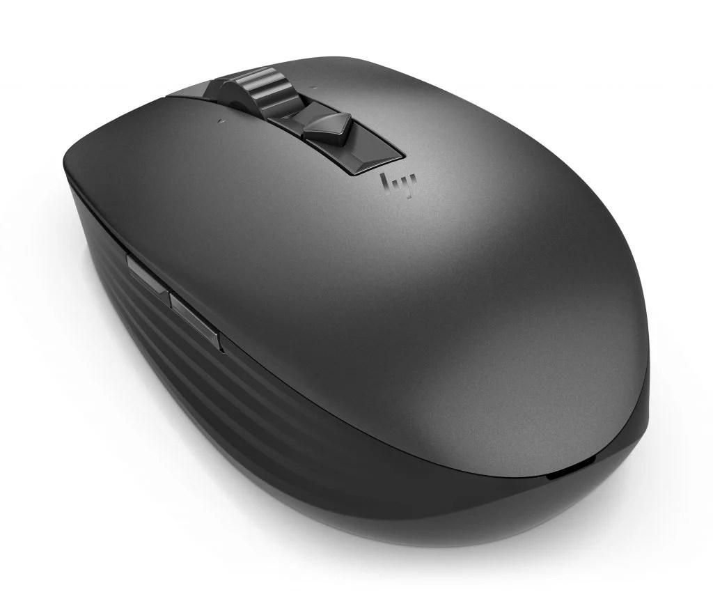 Mouse Wireless na apresentação da HP na CES 2021