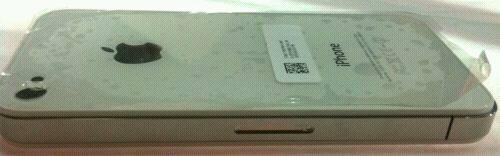wpid 133618 white 4gen iphone back 1 5002 - Novas fotos do iPhone HD