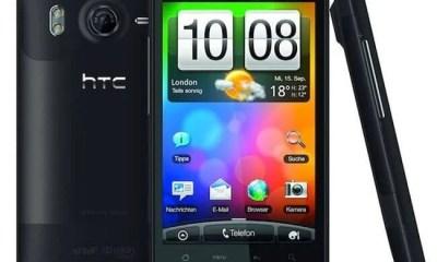 HTC Desire HD - HTC Desire HD receberá a atualização Android 2.3 até o final de Março/2011