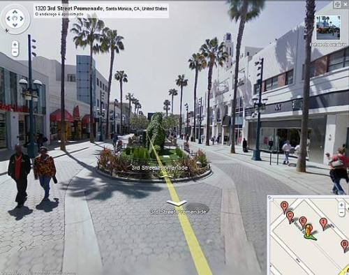 Street view 500x394 - Google lança Street View para cidades Brasileiras