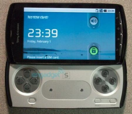 PSP phone Android