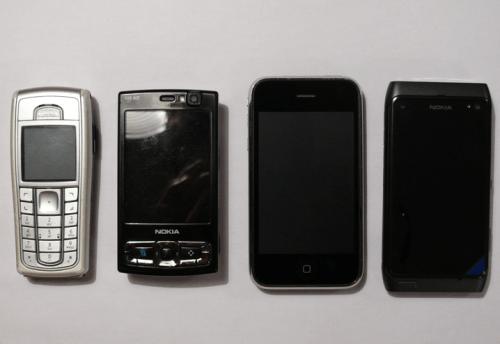 012 500x344 - Nokia N8 – Primeiras impressões