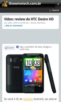 snap20101125 204525 300x500 - Showmetech versão Mobile