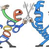 Google supera best rank Facebook - Facebook supera Google como site mais visitado em 2010