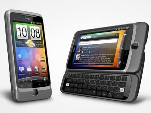 HTC desire Z 1 500x375 - Guia Showmetech: os melhores smartphones para este Natal – 2010