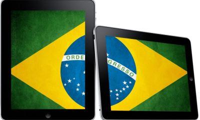 16 ipad brasil - Governo Brasileiro quer popularizar o uso de tablets
