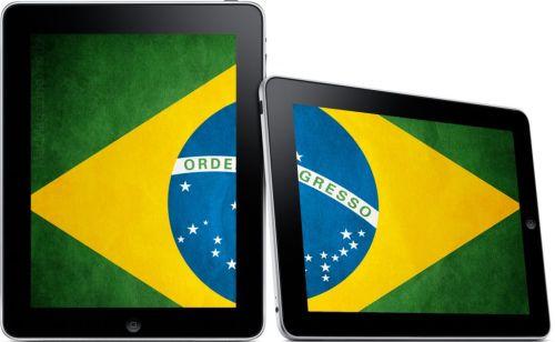16 ipad brasil 500x308 - Governo Brasileiro quer popularizar o uso de tablets