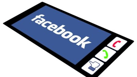 facebook phone 500x280 - Rumores: Facebook está preparando seu próprio smartphone