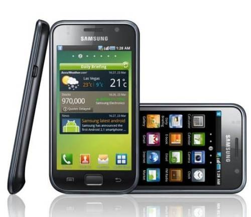 galaxy s 500x432 - Review: Samsung Galaxy S (GT-I9000B)