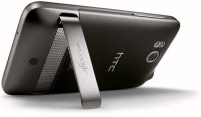 htc thunderbolt back 500x293 - HTC apresenta o novo smartphone Thunderbolt (EUA)