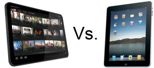 Comparativo: Morotola XOOM vs. iPad 8