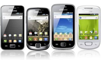 samsung galaxy line s smartphones - Samsung apresentará nova linha smartphones Galaxy S em Barcelona