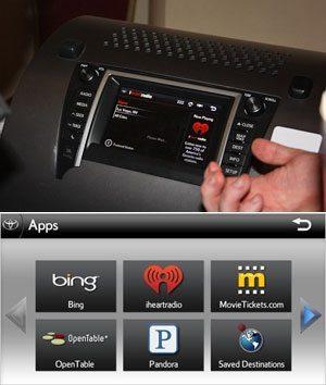 toyota 300 - Onda dos aplicativos para celulares chega aos rádios para carros
