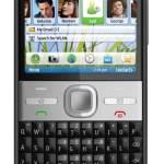 Nokia E5 Black - Nokia E5 chega ao Brasil por R$ 799