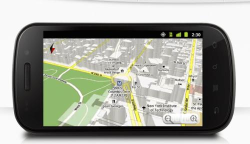 Google Maps 5.2.0 500x288 - Google Maps recebe nova atualização