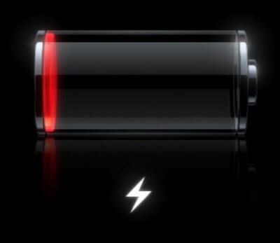 Low battery - Dicas para economizar a bateria do seu celular ou smartphone