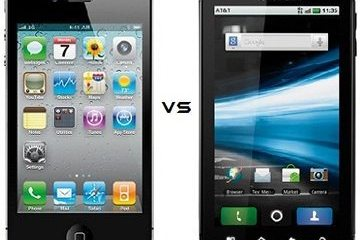motorola atrix 4g vs iphone 4 360x315 - Vídeo: Motorola ATRIX 4G vs Apple iPhone 4