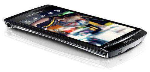 sony ericsson xperia arc 500x240 - Sony Ericsson Xperia Arc: fotos do aparelho