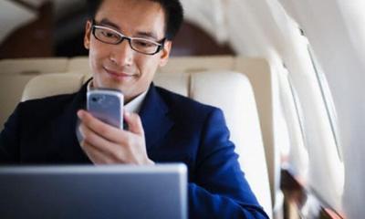 celularnoaviao - TAM libera ligações em pleno vôo na Ponte Aérea Rio-São Paulo