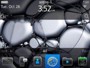 Blackberry UI user interface 300x225 - Teste de UIs: as melhores interfaces de usuário para smartphones