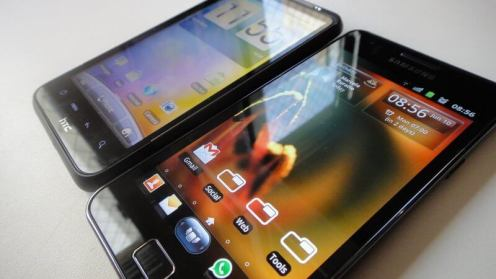 Desire HD DHD Galaxy S II S2 (17)