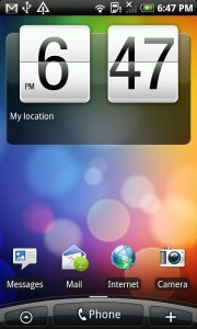 HTC Sense 2.0 UI user interface 180x300 - Teste de UIs: as melhores interfaces de usuário para smartphones