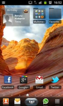 SPB Shell 3D UI 4 300x500 - Como tirar fotos da tela do Samsung Galaxy S II (screenshots)