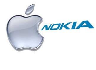 apple nokia legal suit - Apple passa Nokia e se torna a maior fabricante de smartphones do mundo