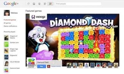 google plus games - Orkutizando o Google+: como tornar a nova rede social mais parecida com as outras