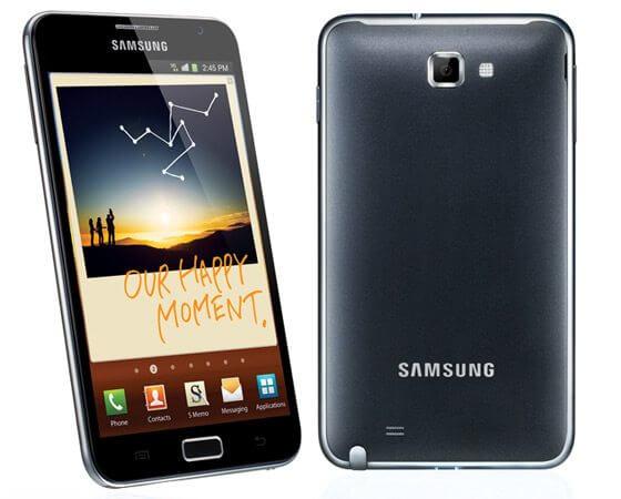samgalaxynote - Veja o vídeo do novo Samsung Galaxy Note