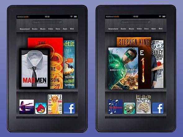 size 590 Amazon Kindle Fire 2010 - Tablets: conheça o novo Kindle Fire (vídeo)
