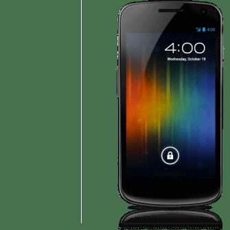 Galaxy Nexus ics