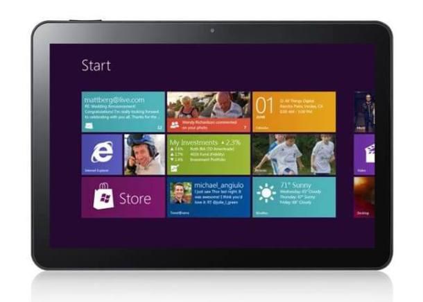 Samsung e Nokia também fabricarão tablets com Windows 8 7