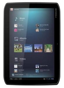 XOOM2 Front vert MotoCast EMARA 610x838 - Motorola lança XOOM 2 e XOOM 2 Media Edition (Tablets)