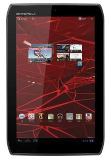 XOOM2 mediaedition Front Home EMARA 610x887 - Motorola lança XOOM 2 e XOOM 2 Media Edition (Tablets)