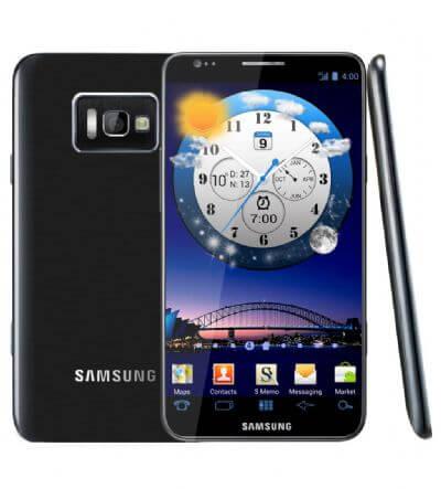 Samsung Galaxy S III 54661 1 - Imagens de um suposto Galaxy SIII aparecem na internet