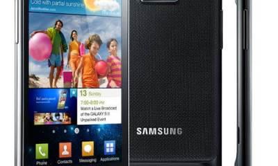 galaxy s2 - Galaxy SII da Vivo recebe atualização 4.0.3 do Android